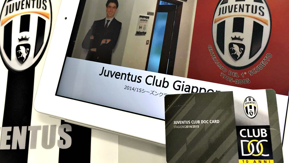Juventus Club Giappone 2014/15 annual meeting