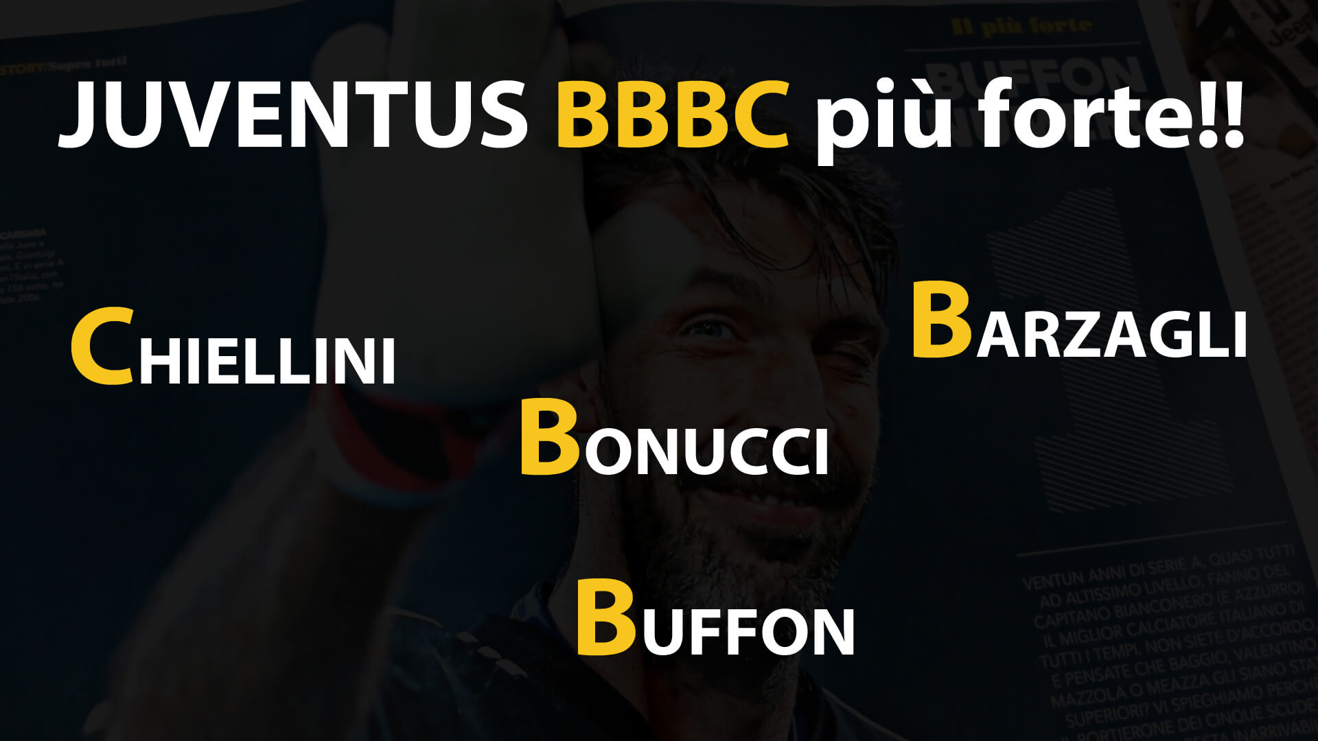 Juventus BBBC