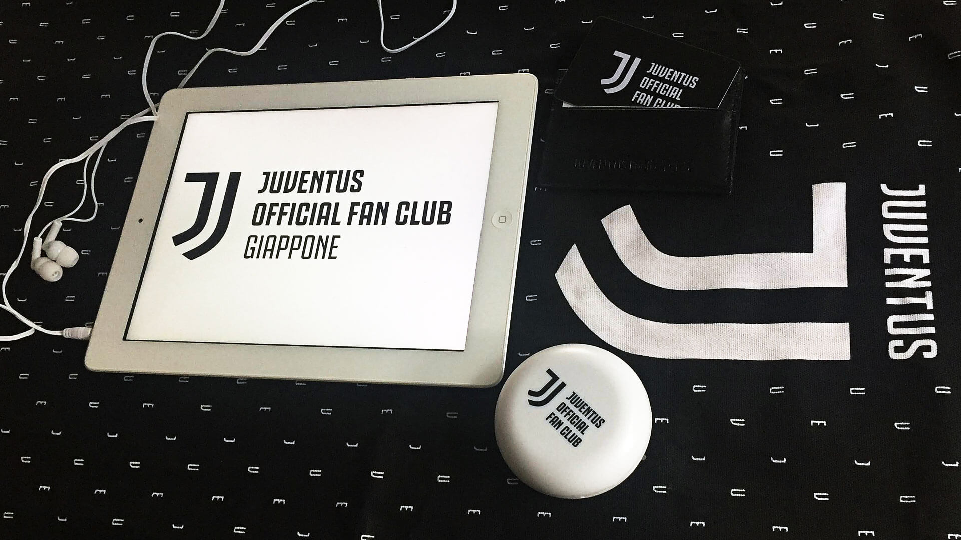 JUVENTUS OFFICIAL FAN CLUB Gadget 2018/19