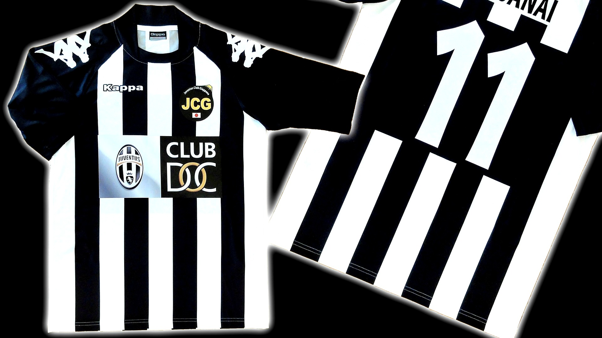 Juventus Club Giappone official Jersey