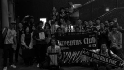 Juventus Official Fan Club Giappone 2018/19