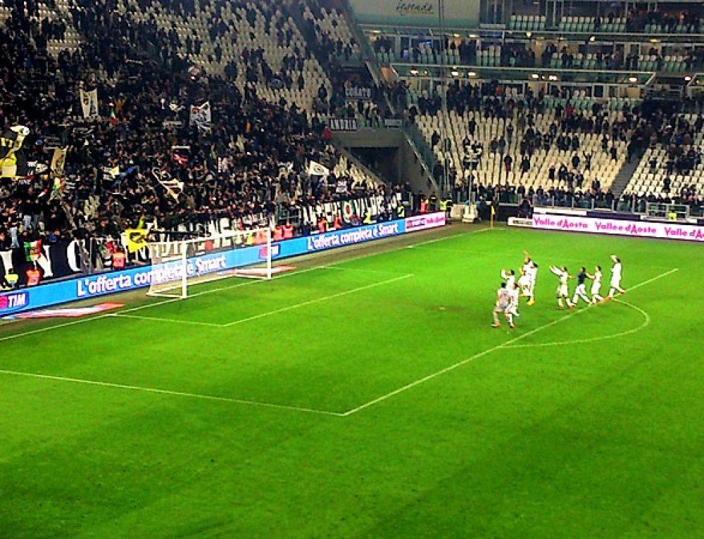 Juventus campioni d'Italia!