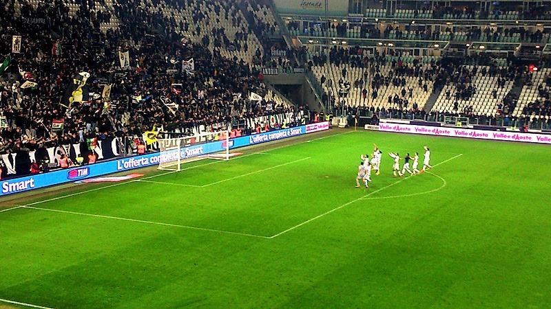 Juventus campioni d'Italia
