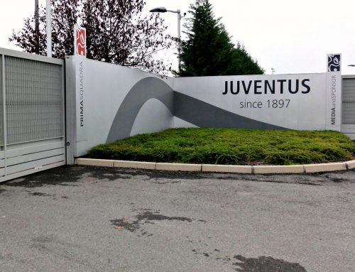 Juventus Center Vinovo – 練習場