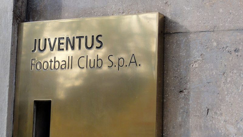 JUVENTUS Football Club Office