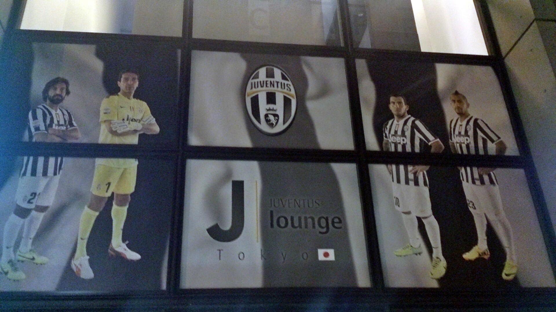 JUVENTUS Lounge Tokyo