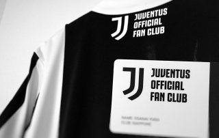 JUVENTUS OFFICIAL FAN CLUB members card 2017/18