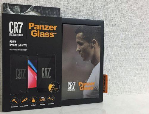 PanzerGlass CR7 – iPhone用スクリーンプロテクター!