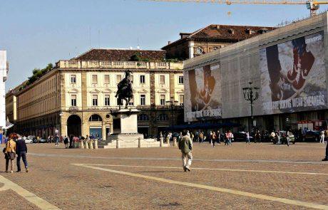 Torino Piazza San Carlo