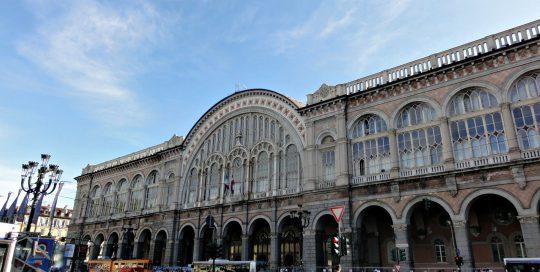 Stazione Torino Porta Nuova