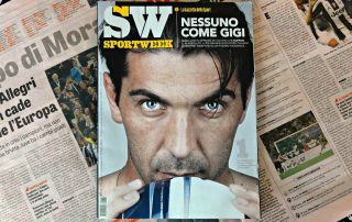 SPORTWEEK Gianluigi Buffon